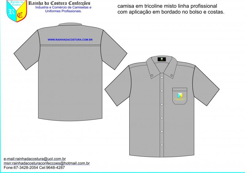 Foto Camisa Personalizada
