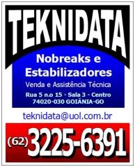 TEKNIDATA - Nobreaks, Estabilizadores e Sistemas Elétricos - Foto 1