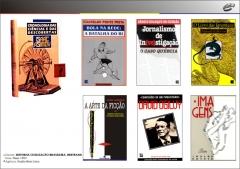 Capas de livros para diversas editoras