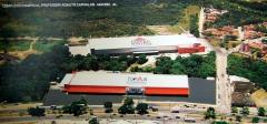 TUPAN e DISTAC Maceió - Vista aérea - fizemos as subestações e instalações elétricas, de cabeamentos de rede, telefonia, som ,CFTV, alarmes, etc.