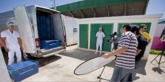 Externa - vídeo institucional em brasília - estudo da iluminação