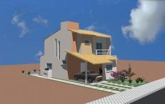 Desenvolvimento do projeto para a construtora construmeta. metragem: 112,34m² local: visconde do rio branco - centro - limeira