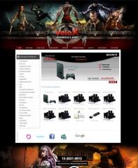 Ecommerce - velox informática e games