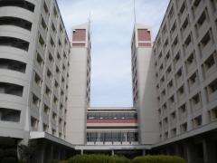 Centro de treinamento da aots em yokohama, no japão