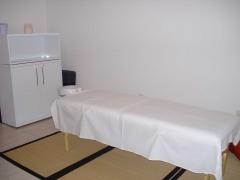Atendimento de acupuntura, massoterapia, shiatsu, reflexologia