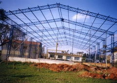 Rs estruturas met�licas www.rstelhados.com.br