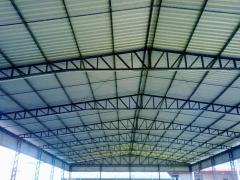 Rs estruturas metálicas www.rstelhados.com.br
