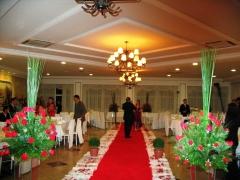Decoração salão de festas
