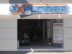Explorer informática conserto de computador notebook lan house loja de informática e cartuchos em sÃo jose dos pinhais - foto 1