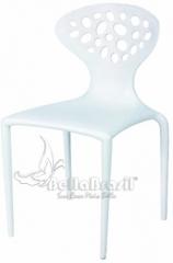 Cadeira for em polipropileno - formiga - cadeira e design - www.bellabrasil.com.br