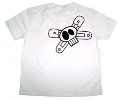 Camiseta estampa caverinha