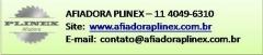 AFIAÇÃO DE SERRAS COPO - AFIADORA PLINEX 4049-6310