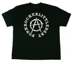 Camiseta estampa punkrock little baby
