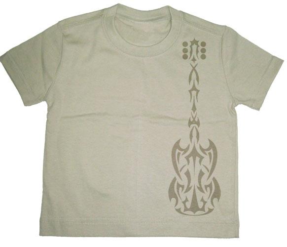 Foto Camiseta Estampa Guitarra Tribal