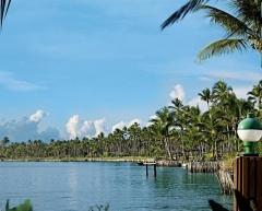 Vistas da ilha