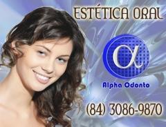 Est�tica oral seu sorriso em destaque -(84) 3086-9870