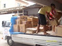 MissÃo de ajuda humanitária em sÃo gonÇalo
