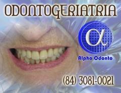 Odontogeriatria especializada - (84) 3086-9870