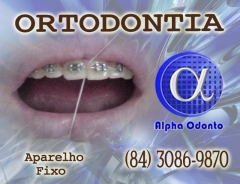 Ortodontia tradicional especializada - (84) 3086-9870
