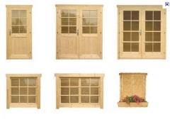 Grande variedade de janelas
