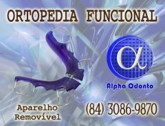 Aparelho ortopédico removível - (84) 3086-9870