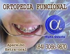 Ortopedia facial - (84) 3086-9870 - aparelho ortopédico extra oral