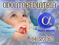 Odontopediatria - per�cia odontopedi�trica - (84) 3086-9870 - traga seus filhos para a alpha odonto!