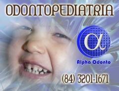 Odontopediatria especializada - (84) 3086-9870 - traga seus filhos para a alpha odonto!