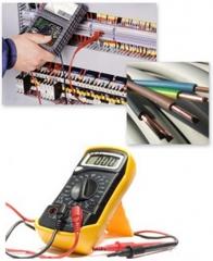 Aparelhos usados na area eletrica