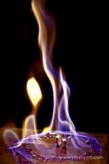 Alianças com fogo