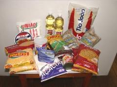 Foto 11 cestas básicas - Distribuidora Sacolão & cia