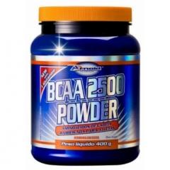 Bcaa 2500 powder - 400g - arnold nutrition