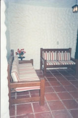 Sala  de visitar