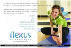 Anuncio flexus fisioterapia (espanhol) - espirito santo