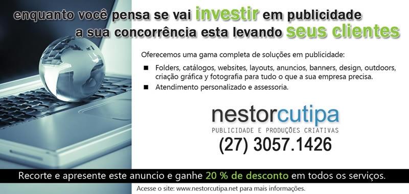 Anuncio NESTORCUTIPA - Publipan - Marketing propio