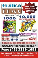 PromoÇÃo grafica roma em londrina