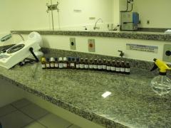 Análises em pool de matrizes homeopáticas.