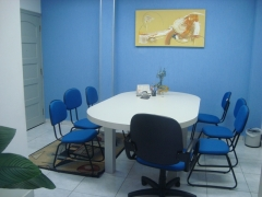 Sala de reuni�es