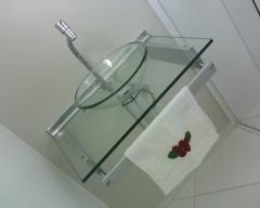 Lavatorio vidro