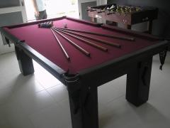 Mesa de snooker semi oficial