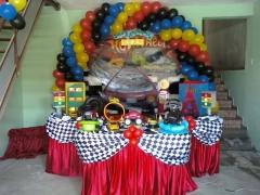 Festa hotwheels