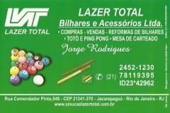Lazer Total - Sinuca, Totó e Ping-pong Rio de Janeiro - Foto 5