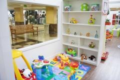 O espaço bebê é um cantinho lindo e foi pensado com todo o carinho!