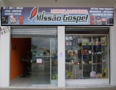 Missão gospel livraria e locadora no sitio cercado