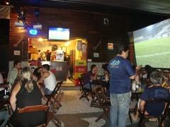 Baccará bar grill bar dia de jogo pfc