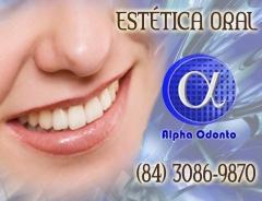 Estética oral, seu sorriso em destaque - (84) 3086-9870
