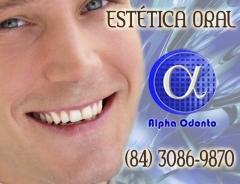 Est�tica oral, seu sorriso em destaque - (84) 3086-9870