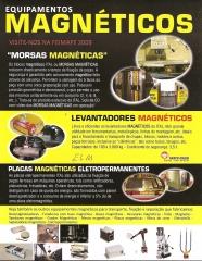 Equipamentos magneticos ital produtos industriais