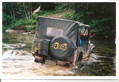 Vendo jeep 1973