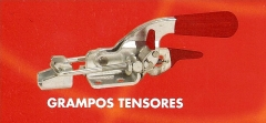 Grampo tensor